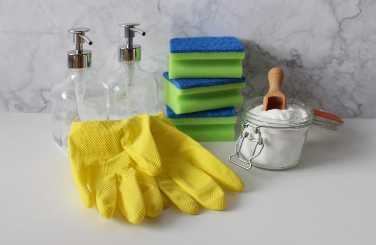 gloves, cleaning, clean